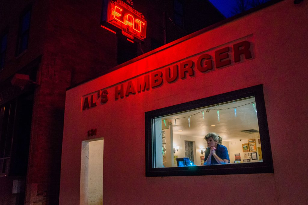 Al's Hamburger
