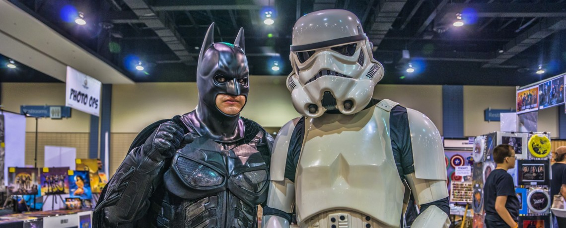 Richmond Comic Con 2015