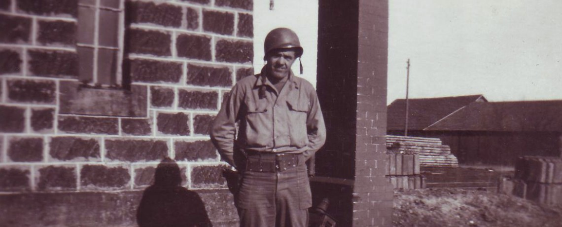 Grandpa's WWII Photo Journals