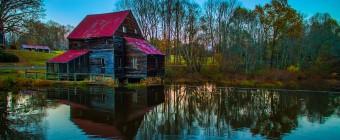 Woodson's Mill in Beaverdam